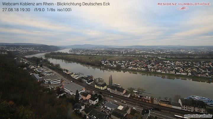 Webcams Deutschland Karte