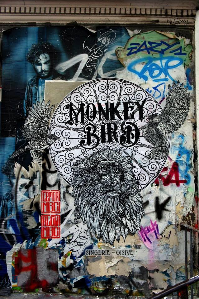 Monkey Bird