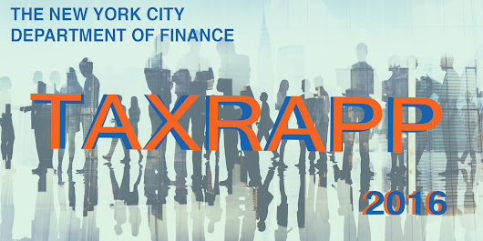 Register for TaxRAPP 2016