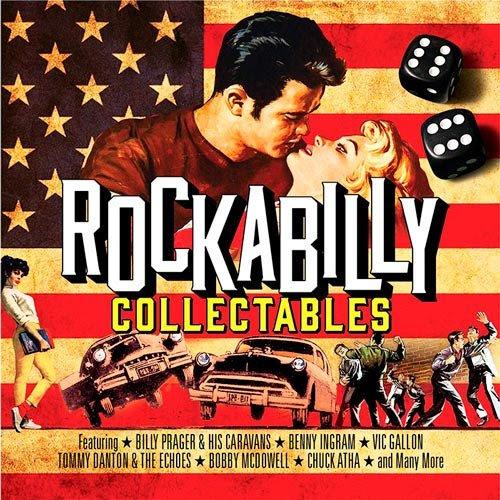 Afbeeldingsresultaat voor Rockabilly Collectables 3CD (2015)