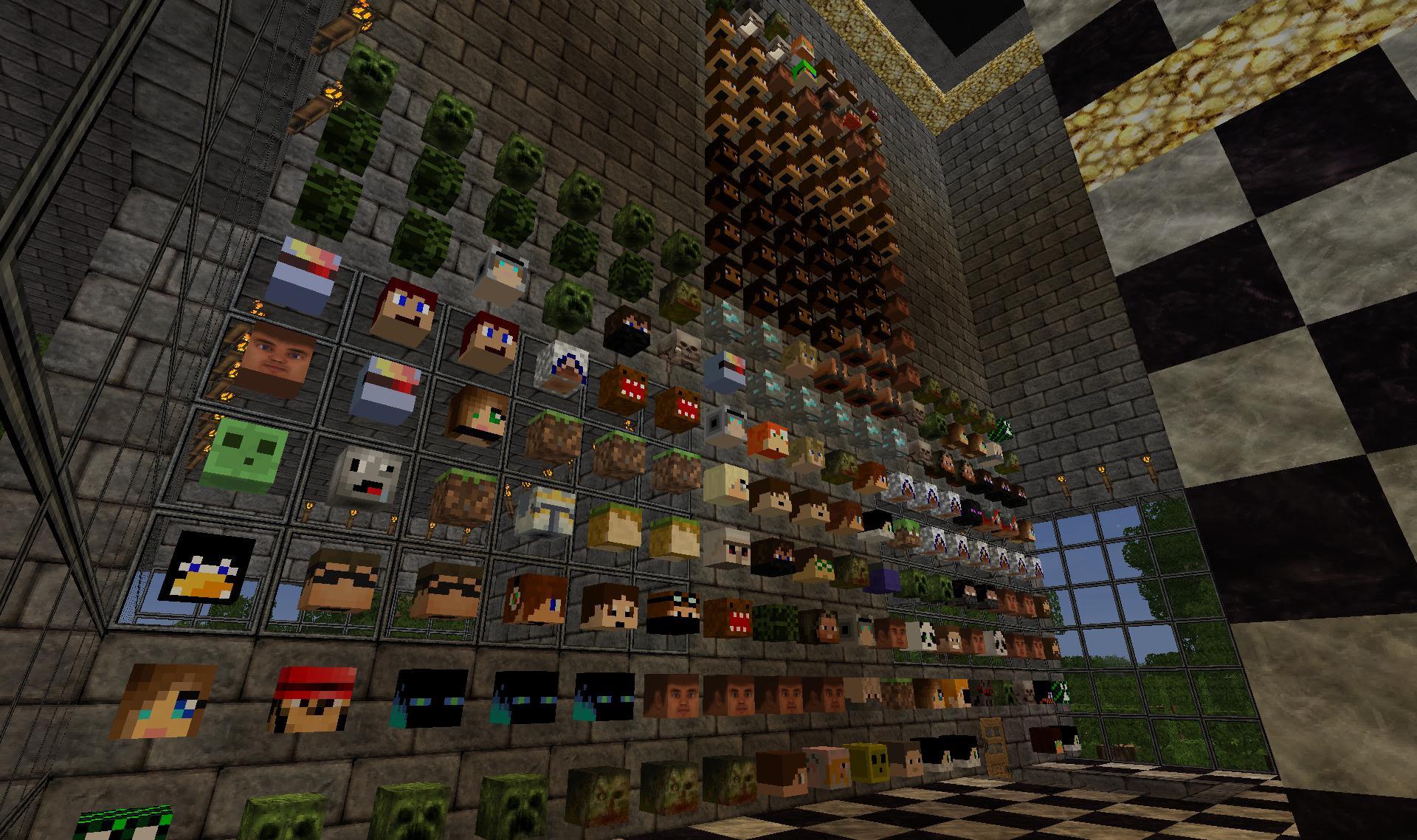 Minecraft Head Plugin 1 12 - Harbolnas l