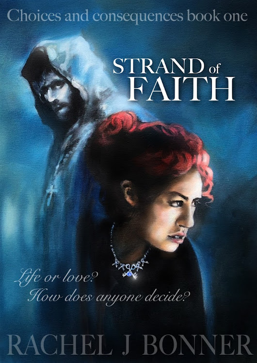 #CoverReveal ~ Strand of Faith by Rachel Bonner @rararesources @RachelJBonner1 @oliverpengilley | Ali - The Dragon Slayer