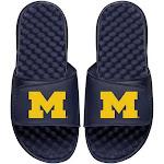 Michigan Wolverines ISlide Youth Primary Logo Slide Sandals
