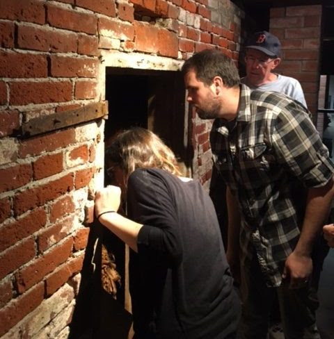 Whatâ s Inside the Tomb? Old North Opens Crypt Vault After 105 Years | NorthEndWaterfront.com