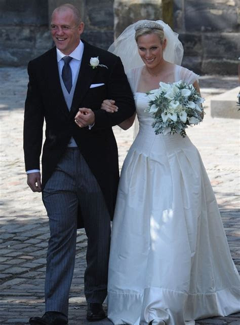 45 best Wedding ~ Zara Phillips & Mike Tindall images on