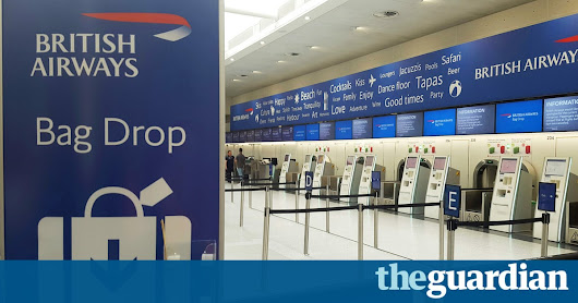 British Airways owner loses £170m in value after IT meltdown | Business | The Guardian