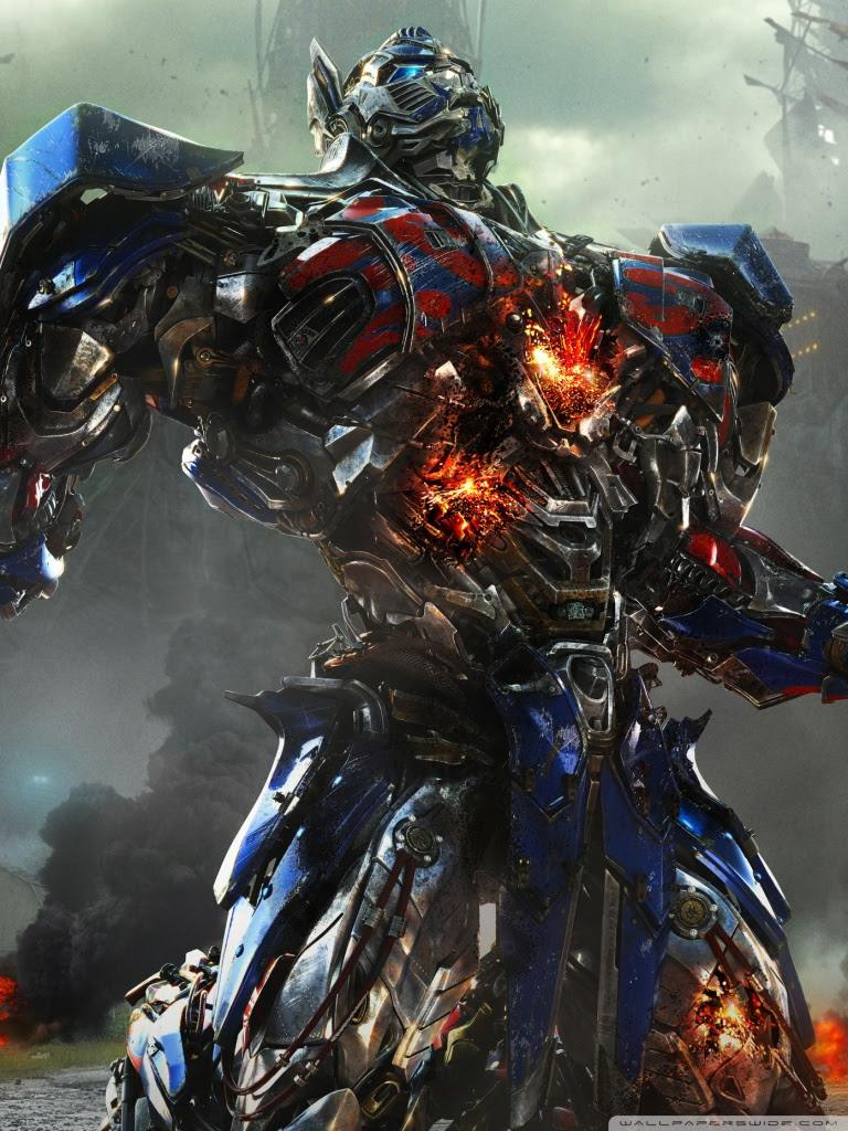 Transformers 4 Optimus Prime Ultra Hd Desktop Background Wallpaper