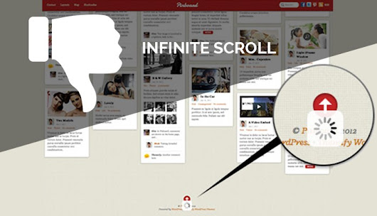 Why does Infinite Scrolling Fails to Impress the Users?