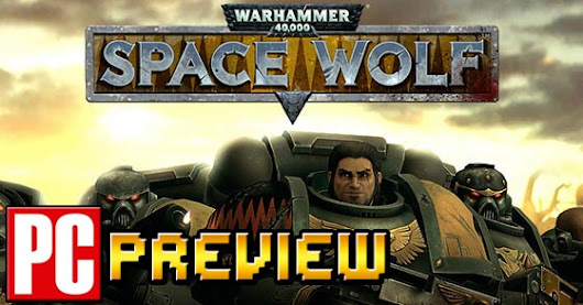 Warhammer 40K: Space Wolf PC preview (Early Access) – A rather good turn-based strategy trading card game