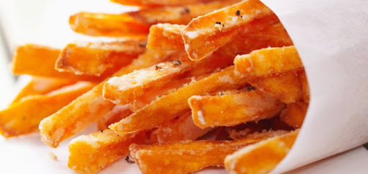 Recette frites patates douces - fitnessmith.tv - Fitnessmith