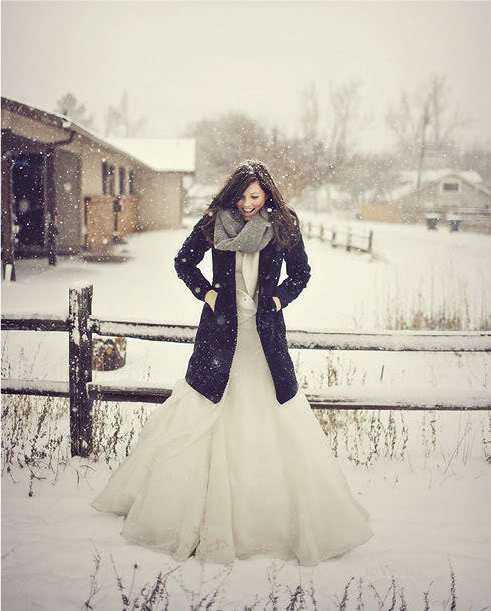 Favorite Winter Wedding Trends