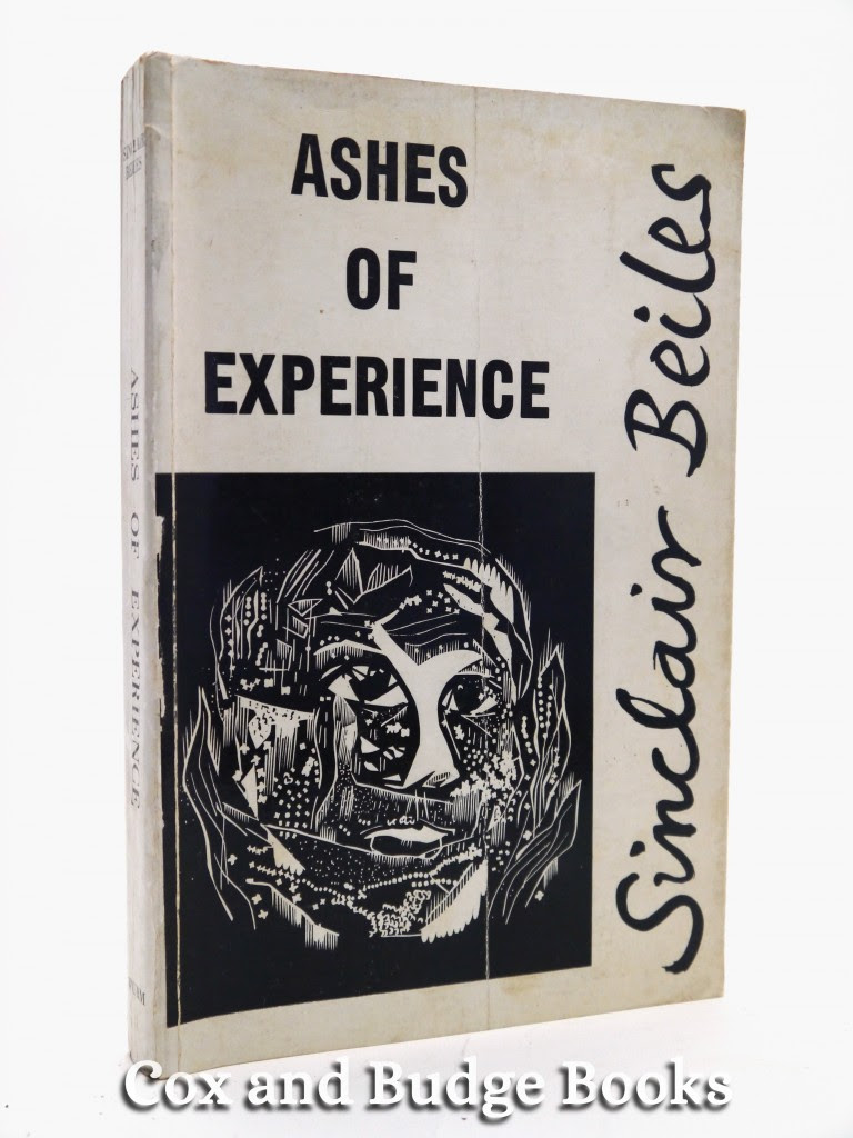 Image result for Sinclair Beiles, Ashes of Experience,