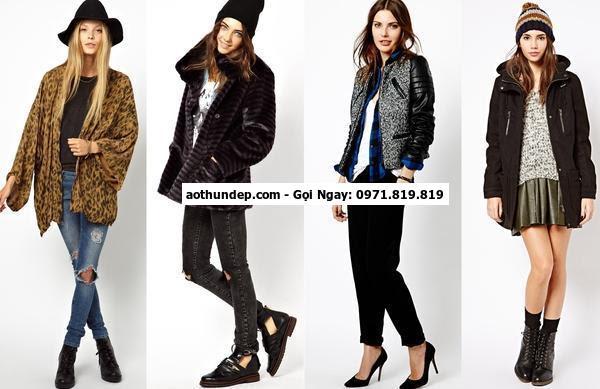 cách kết hợp quần áo mùa đông