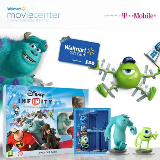 Monsters University Disney Infinity Prize Pack #Giveaway | This Mama Loves