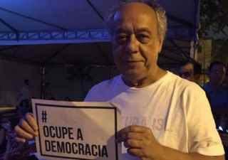 Trajano: críticas à imprensa (Foto: Divulgação)