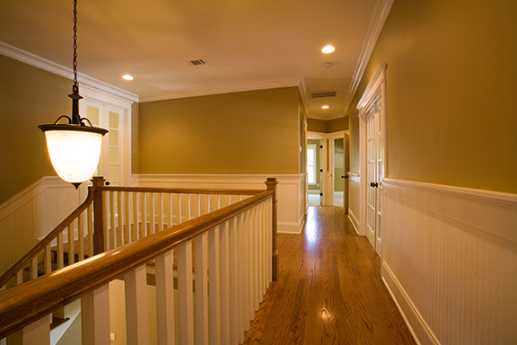 ranch house hallway | Retroranchrevamp's Blog