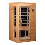 GDI HD Edition 1-2 Person IR Carbon Sauna
