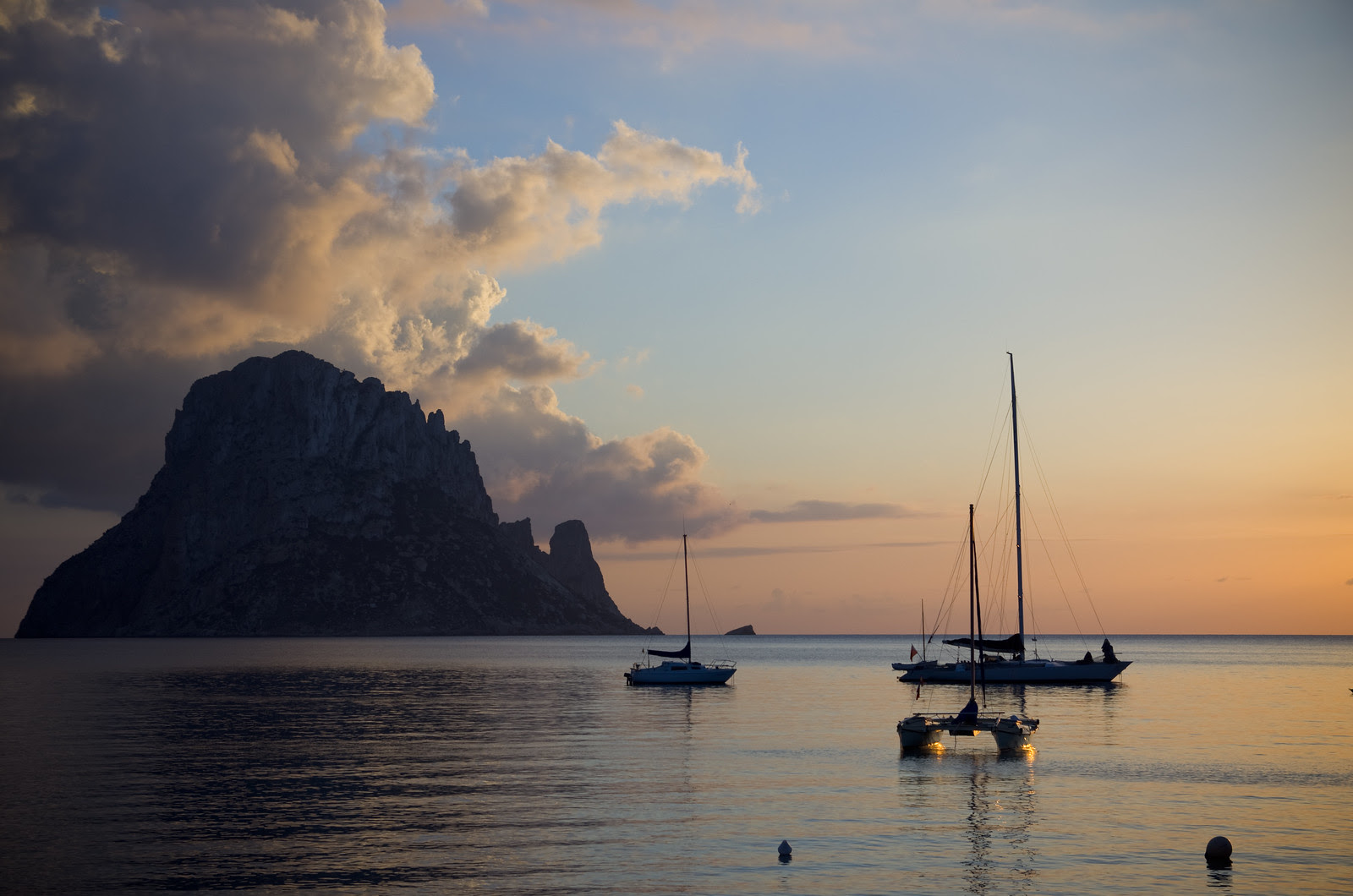 Es Vedra (And Other Objects)