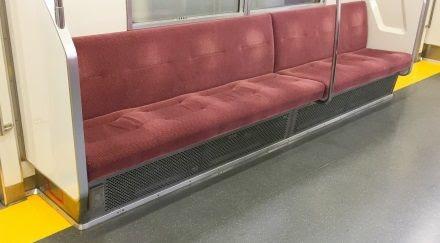 電車内でのおっさんの謎の生態がイラストで説明される くまニュース