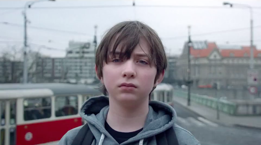 A Boy Discovers the World's Greatest Superpower in This Remarkable French Ad