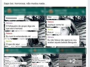 Calincka Cratéus acionou  justiça por injúrias em grupo do WhatsApp (Foto: Reprodução/Facebook)
