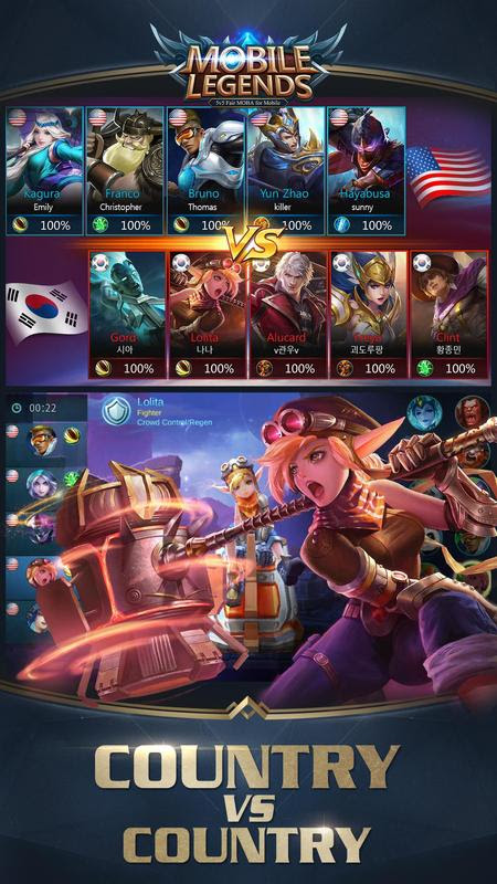 Mobile Legends Apk With Data