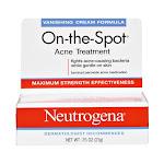 Neutrogena On-The-Spot Maximum Strength Effectiveness Acne Treatment 0.75 OZ