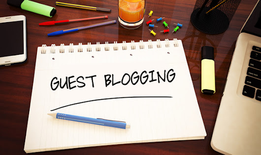 Four Top tips for guest blogging. and - ABCO Technology
