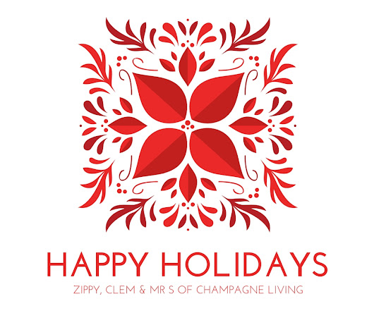 Happy Holidays! - Champagne Living