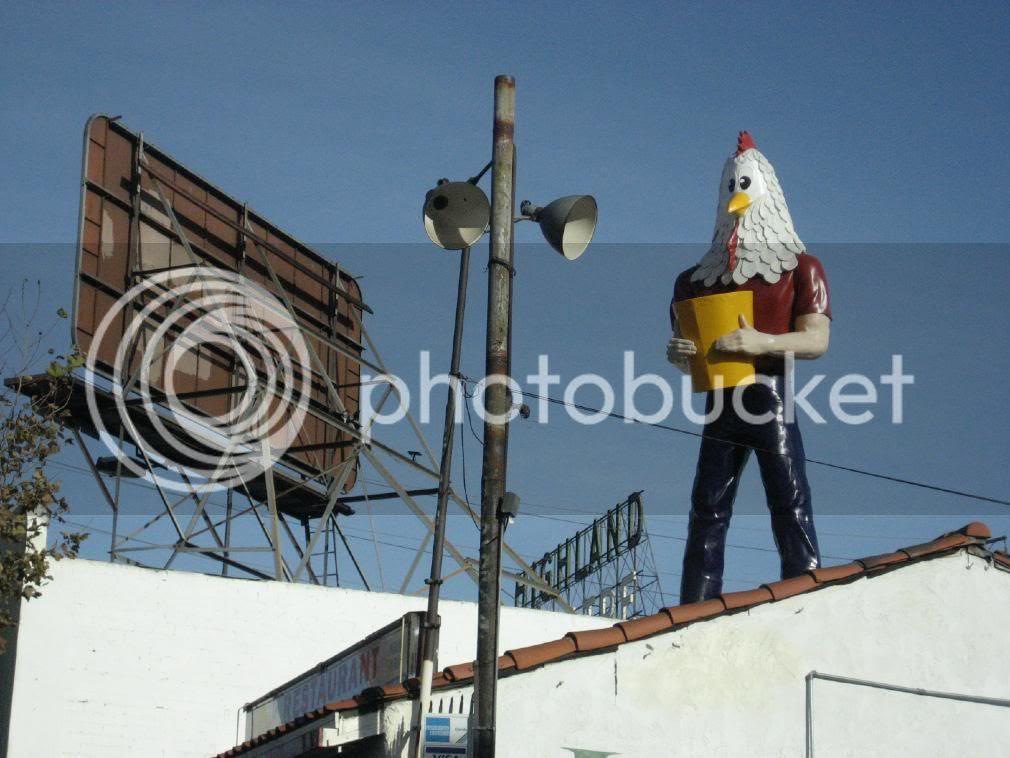 Chicken Boy on FIgueroa