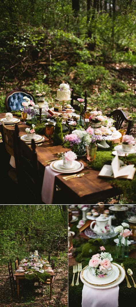 40 Stunning Woodland & Forest Wedding Reception Ideas
