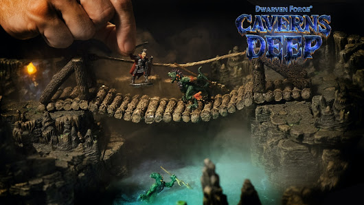Update 21: Saturday Night Update -- August 12th · Caverns Deep! by Dwarven Forge: Handcrafted Game Terrain