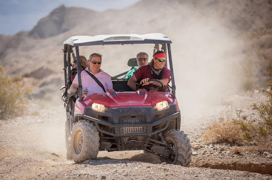 Make the Most of Your Trip to Vegas with These Adrenaline Pumping Day Excursions