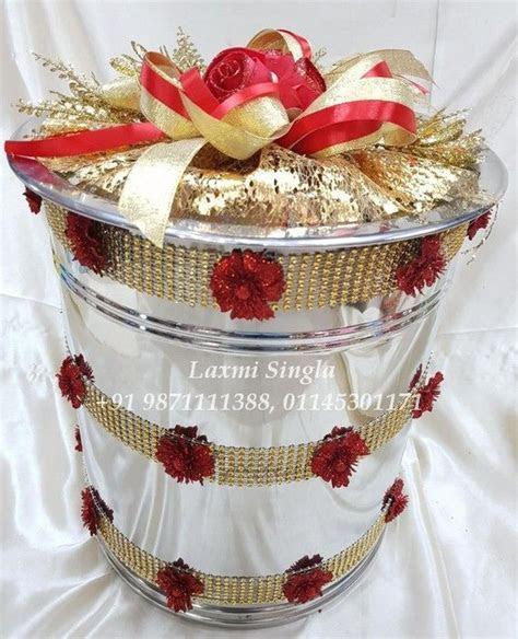 Pin by Laxmi Singla on Utensil Decoration   Marriage
