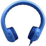 Flex-Phones Indestructible Blu Foam Headphones - Hamilton VCOM