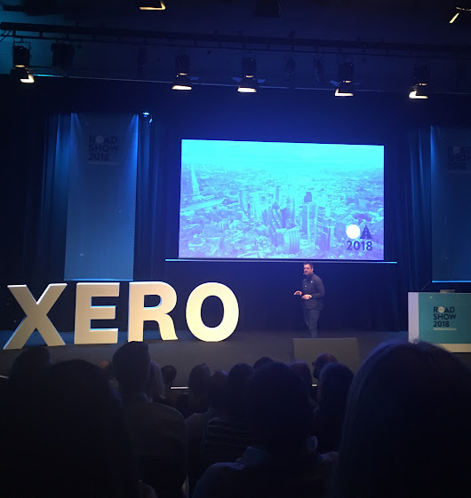 Our Top Three Takeaways from Xero Roadshow London, 2018