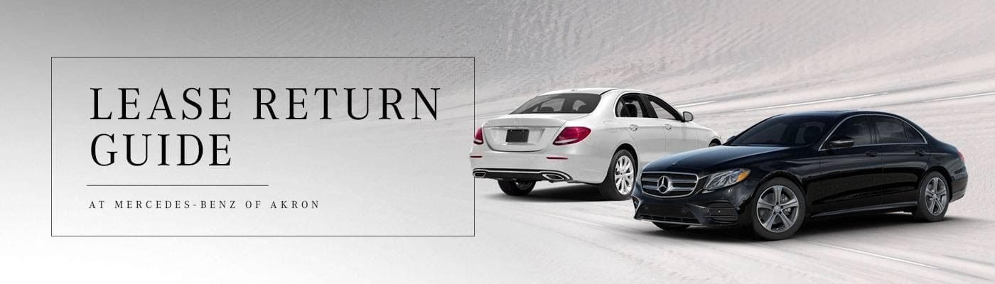 Mercedes-Benz Lease Return in Akron, OH | Mercedes-Benz of ...