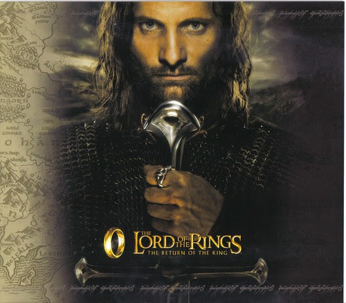 LOTR stamps_front page