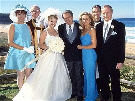 Marilyn chambers getting married   Home and away