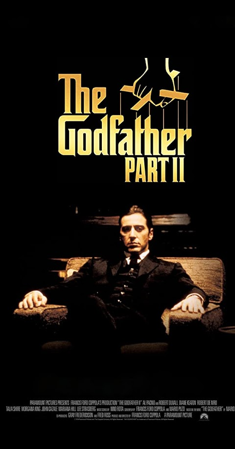 The Godfather: Part II (1974) 480p 720p 1080p BluRay Dual Audio (Hindi+English) Full Movie