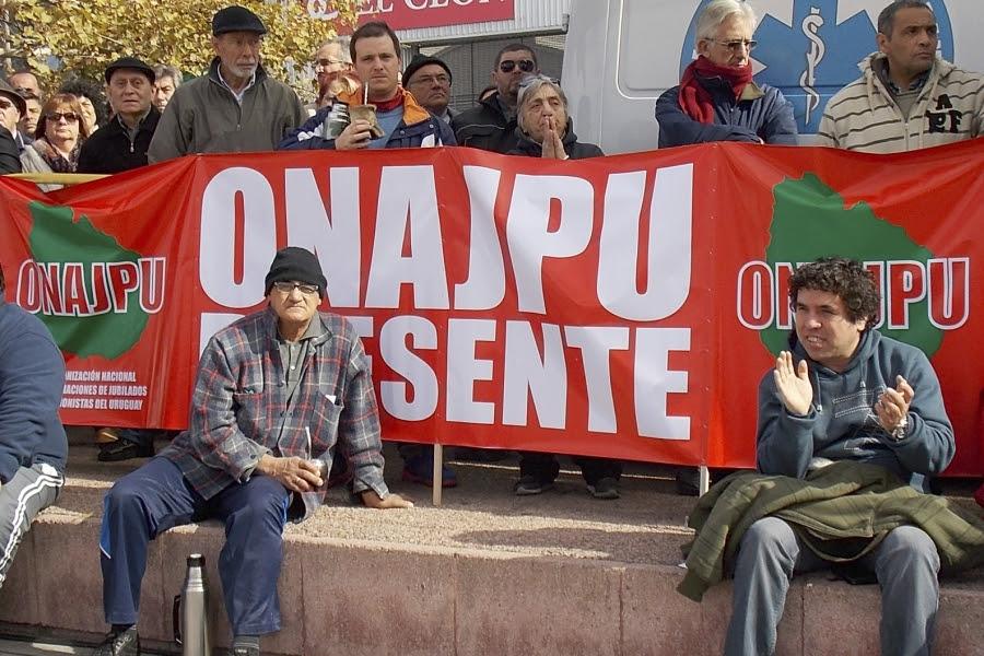 """Jubilados y pensionistas se movilizan el jueves por """"jubilaciones dignas"""""""