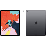 "Apple iPad Pro 12.9"" 3rd Generation 256GB Space Gray WiFi Only Tablet"