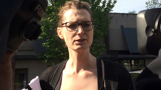 Accused in UBC Pride flag burning asks court to drop charge   Daily Xtra