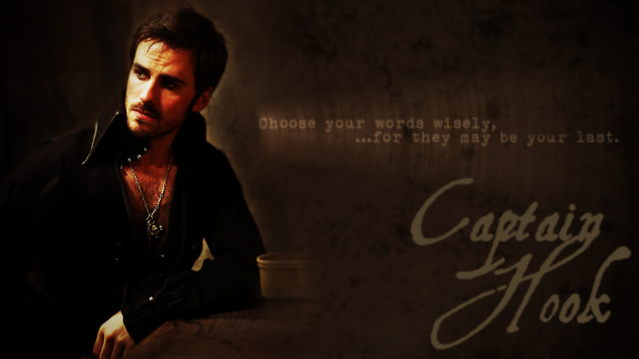 Captain Hook Once Upon A Time Wallpaper 32373057 Fanpop Page 6
