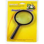 C and A Scientific SS-16 Magnifying Glass 4X 60mm