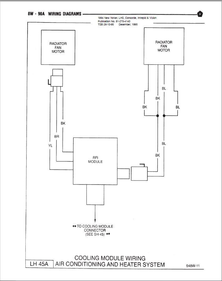 96 Dodge Intrepid Wiring Diagram - Wiring Diagram Networks
