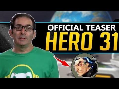 Overwatch update: Hero 31 is coming soon