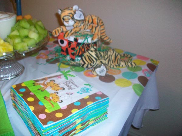 Real Jungle Baby Shower See The Photos And Read The Story