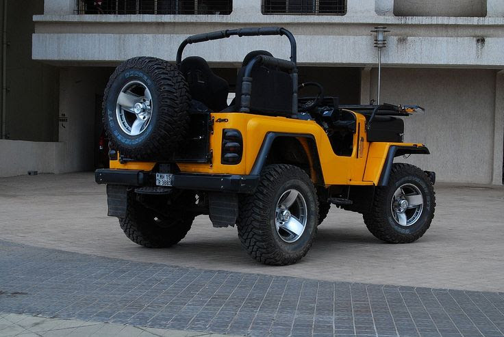 Mahindra Thar Jeep Wallpapers Www Jeepwallpaper