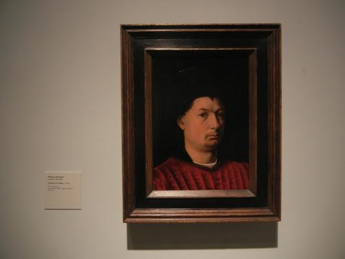 DSCN7996 _ Portrait of a Man, c. 1465, Petrus Christus (1410-1472), LACMA